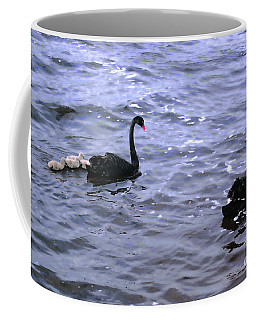 Black Swan Family Coffee Mug