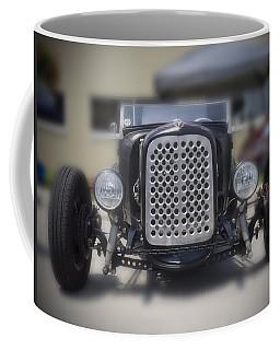 Black T-bucket Coffee Mug