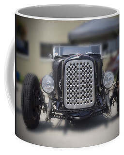 Black T-bucket Coffee Mug