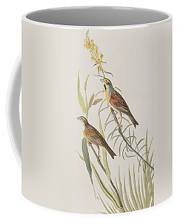 Black-throated Bunting Coffee Mug