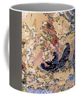 Black Wings Coffee Mug