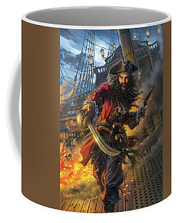 Blackbeard Coffee Mug