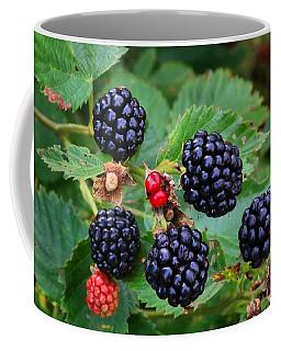 Blackberries 2 Coffee Mug