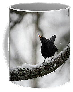 Blackbird _ Shake It Off Coffee Mug