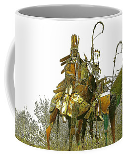 Blackfeet Wariors Coffee Mug