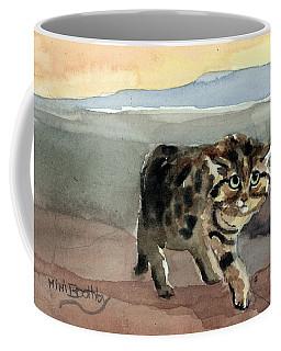 Blackfooted Cat Coffee Mug