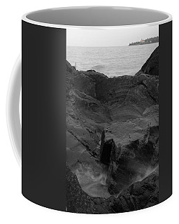 Coffee Mug featuring the photograph Blackrock Lighthouse by Dylan Punke
