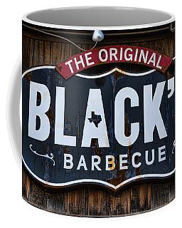 Blacks Barbecue Sign #2 Coffee Mug