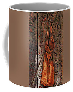 Blacksmith Apron Coffee Mug