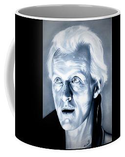Blade Runner Roy Batty Coffee Mug by Fred Larucci