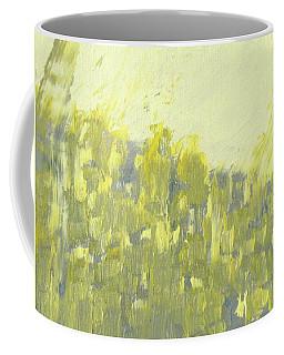 Bladverk I Motljus  - Sunlit Leafs_0158 Up To 76 X 51 Cm Coffee Mug
