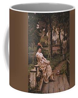 Blair Leighton Off Coffee Mug