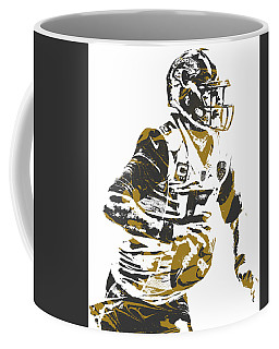 Blake Bortles Jacksonville Jaguars Pixel Art 10 Coffee Mug