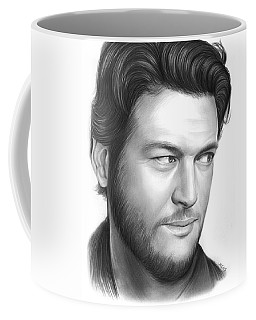 Blake Shelton Coffee Mug