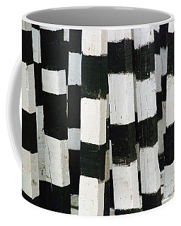 Blanco Y Negro Coffee Mug
