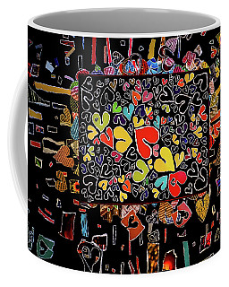 Blanket Of Love  Coffee Mug