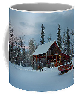 Blanketed Coffee Mug