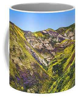 Blanketed In Flowers Coffee Mug