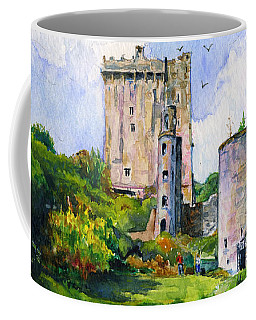 Blarney Castle Landscape Coffee Mug