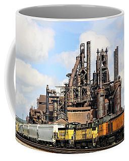 Blast Furnaces Of South Bethlehem Coffee Mug