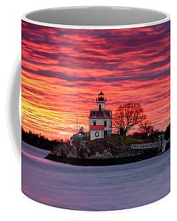 Rock Ablaze Coffee Mug