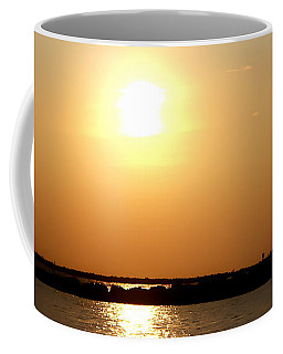 Coffee Mug featuring the photograph Blaze Of Glory by Debra Forand