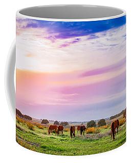 Blazing Sky Diner Coffee Mug