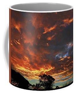 Blazing Sunrise Coffee Mug
