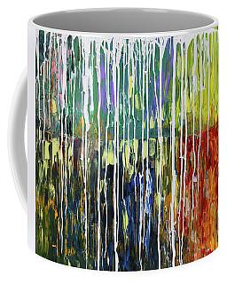 Bleached Coffee Mug