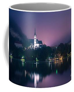 Coffee Mug featuring the photograph Bled Slovenia 2 by Mariusz Czajkowski