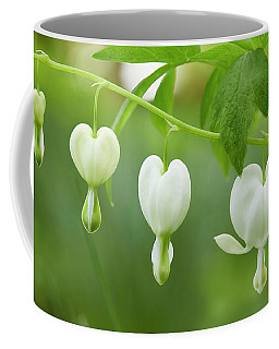 Bleeding Heart Coffee Mug