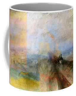 Blend 5 Turner Coffee Mug by David Bridburg