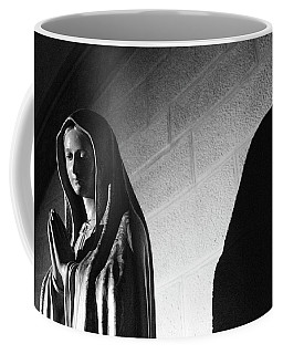 Coffee Mug featuring the photograph Blessed Virgin Of Fiesole Italy by Matthew Wolf
