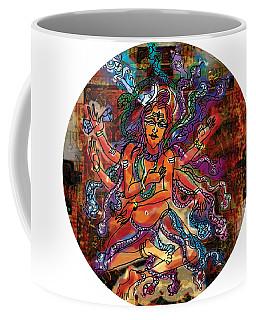 Blessing Shiva Coffee Mug