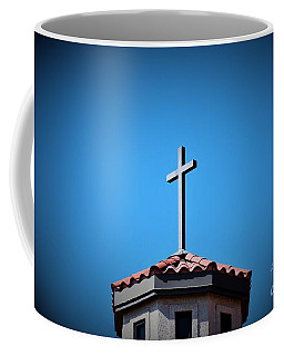 Coffee Mug featuring the photograph Blessings To Everyone Of All Faiths by Ray Shrewsberry