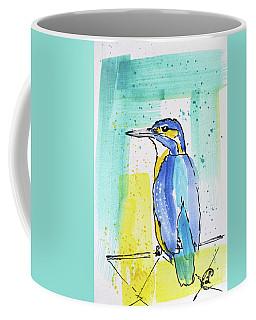 Bleu Coffee Mug