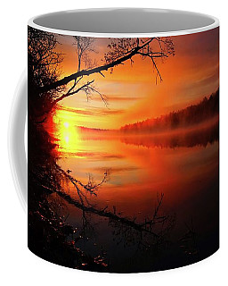 Blind River Sunrise Coffee Mug