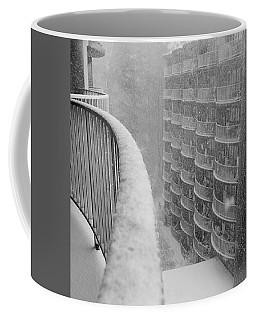 Blizzard Balconies Coffee Mug