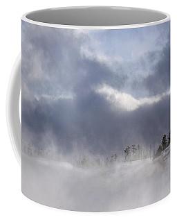 Blizzard In Bryce Canyon Coffee Mug