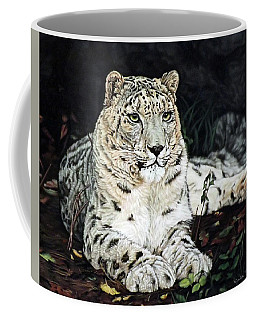 Blizzard Coffee Mug by Linda Becker