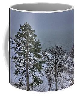 Blizzard Stella On Casco Bay Coffee Mug