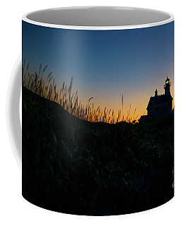Block Island North Light Coffee Mug