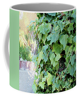 Block Of Ivy Coffee Mug