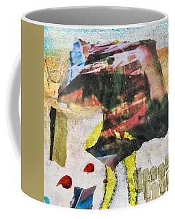 Blockhead Coffee Mug