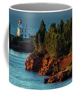 Blockhouse Point Lighthouse Coffee Mug
