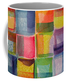 Blocks II Coffee Mug