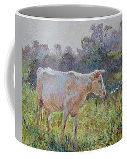 Blonde D'aquitaine Coffee Mug