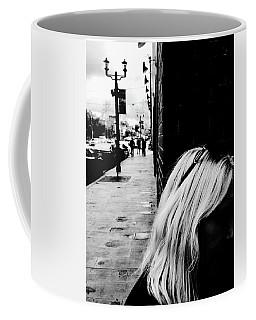 Blonde Mystery Coffee Mug