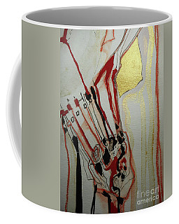 Blood Flowers Coffee Mug