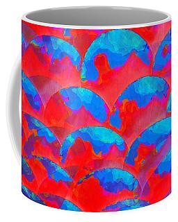 Blood Moon Rising Coffee Mug